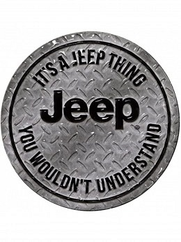 It´s a Jeep Thing Magnet