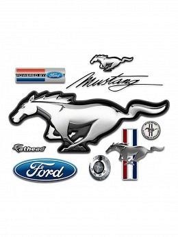 Wall-Sticker Ford Logos und Embleme